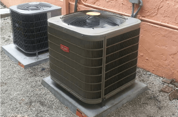 air conditioning installs in grove city