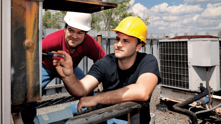 certified hvac company grove city