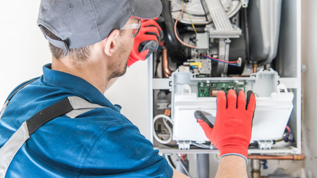 furnace repair services grove city ohio