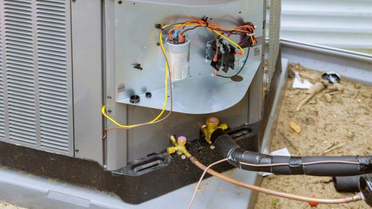 air conditioner installation grove city