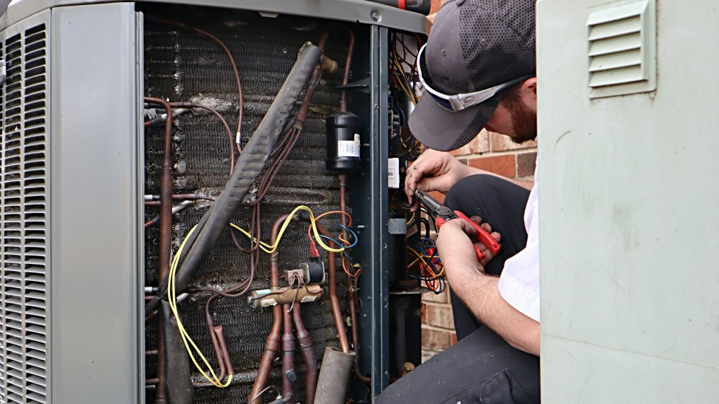 air conditioning contractor grove city